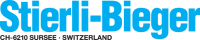 Логотип Stierli-Bieger AG