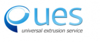 Logo UES - Universal Extrusion Service