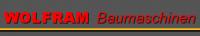 Logo WOLFRAM Baumaschinen
