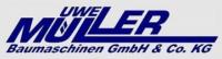 Logo Uwe Müller Baumaschinen GmbH & Co. KG
