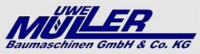 Логотип Uwe Müller Baumaschinen GmbH & Co. KG