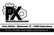 Logo PX-Maschinenhandel