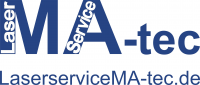 Logotips Laserservice MA-tec oHG