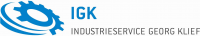 Логотип IGK Industrieservice Georg Klief