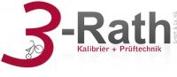 Logo 3-Rath Kalibrier+Prüftechnik GmbH & Co. KG