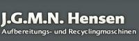 Логотип J.G.M.N. Hensen B.V