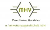 Logo MHV Maschinen- Handels- und Verwertungsgesellschaft mbH