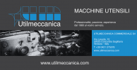 Logo Utilmeccanica Machine Tools