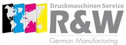 Логотип R & W Druckmaschinenservice