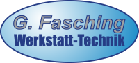 Логотип G.Fasching Werkstatt-Technik HandelsGmbH