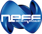Logo NEFF & neff -The Okuma Specialists
