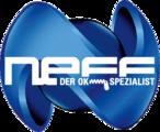 Логотип NEFF - Der Okuma Spezialist
