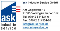 Logo ASK Industrie Service GmbH