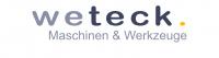 Logo Weteck. Maschinen & Werkzeuge