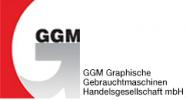 Logo GGM Graphische Gebrauchtmaschinen Handelsgesellschaft mbH