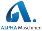 Logo ALPHA Maschinen