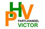 Logotipas Partijhandel Victor