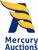 Logo Mercury Auctions Srl