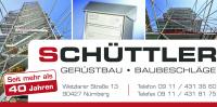 Logo Schüttler Gerüstbau GmbH
