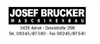 Logo Josef Brucker Maschinenbau