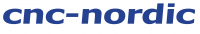 Логотип cnc nordic ApS