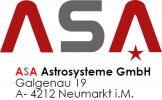 Логотип ASA Astrosysteme GmbH