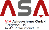 Logo ASA Astrosysteme GmbH