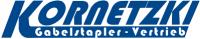 Логотип Kornetzki Gabelstapler-Vertrieb