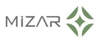 Логотип Mizar Makina Ltd. Şti.