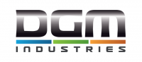 Логотип DGM INDUSTRIES