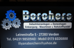 Логотип Borchers Industrieservice