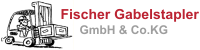 Логотип Fischer Gabelstapler GmbH & Co.KG