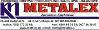 Логотип PPHU Metalex Jarosław Kucharski