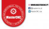 Logótipo MasterCNC Lda