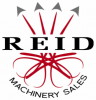 Логотип Reid Machinery Sales