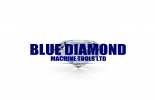 Logotip Blue Diamond Machine Tools