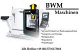 Логотип BWM-Maschinen