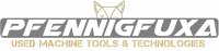 Logo PFENNIGFUXA USED MACHINE TOOLS & TECHNOLOGIES