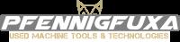Логотип PFENNIGFUXA USED MACHINE TOOLS & TECHNOLOGIES