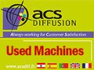 Логотип ACS DIFFUSION s.a.s.