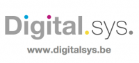 Logotipas Digital-sys SPRL