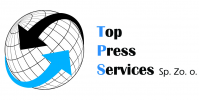 لوگو Top Press Services Sp. Zo. O.