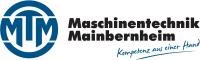 Logo MTM Maschinentechnik Mainbernheim GmbH