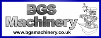Logotipas BGS Machinery