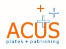 Логотип ACUSplus GmbH
