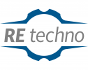 Logo RE techno GmbH