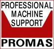 Логотип Promas Machinehandel BV