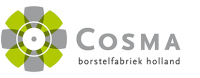Logotips Cosma - Borstelfabriek Holland BV