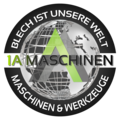 Logo 1A Maschinen GmbH