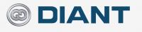 Логотип DIANT GmbH